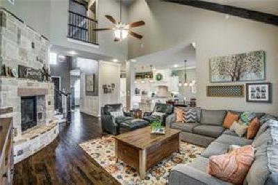 Prosper Single Family Home For Sale: 4561 Desert Willow Drive
