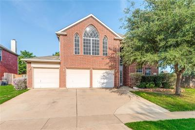 North Richland Hills Single Family Home For Sale: 7841 Harvest Hill Road