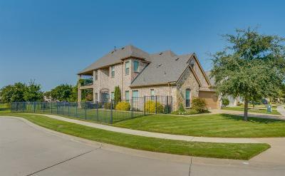 McKinney Single Family Home For Sale: 9401 Deerhurst Place