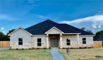 Abilene Single Family Home For Sale: 6618 Summerwood Trail