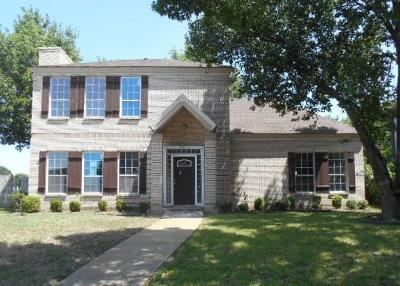 Garland Single Family Home For Sale: 3026 Andrea Lane