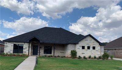 Abilene Single Family Home Active Kick Out: 6718 Summerwood Trail