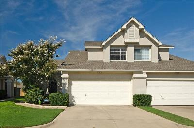 Frisco Townhouse Active Contingent: 8400 Hickory Street #1201