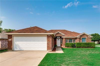 Mansfield TX Single Family Home Active Kick Out: $209,000