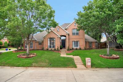 Colleyville Residential Lease For Lease: 3114 Woodland Heights Circle