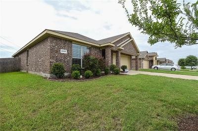Seagoville Single Family Home For Sale: 2516 Wynngate Drive