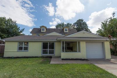 Arlington Single Family Home For Sale: 2018 Menefee Street