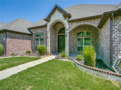 Midlothian Single Family Home For Sale: 1810 Rugged Trail