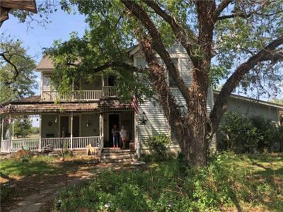 Hico Single Family Home For Sale: 485 Hwy 220