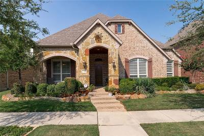 Lewisville Single Family Home For Sale: 440 Four Stones Boulevard
