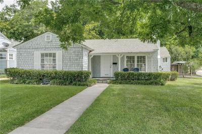 Single Family Home For Sale: 4429 Colgate Avenue