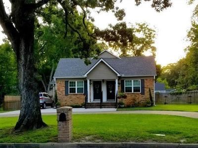 Athens Single Family Home For Sale: 809 S Prairieville Street