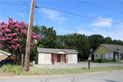 Weatherford Commercial For Sale: 111 Cottonwood St Street