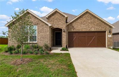 Lewisville Single Family Home For Sale: 101 Hanover Trail