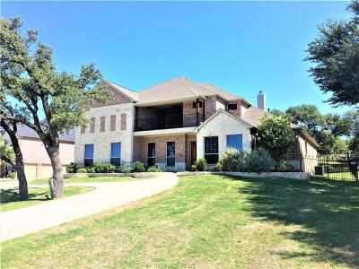 Fort Worth Single Family Home Active Contingent: 12524 Avondale Ridge Drive