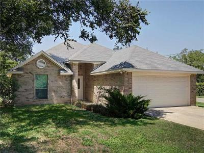Weatherford Single Family Home Active Contingent: 915 Van Winkle Street