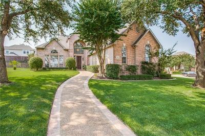 Rockwall Single Family Home Active Option Contract: 1600 Fairlakes Court