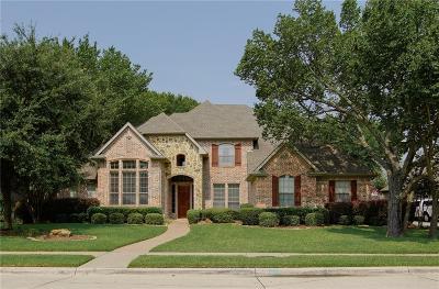 Keller Single Family Home For Sale: 610 Jacob Avenue