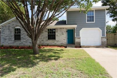 Mansfield TX Single Family Home For Sale: $184,900