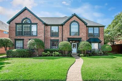Coppell Single Family Home For Sale: 217 Beechwood Lane