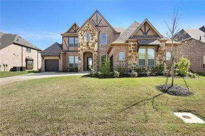Flower Mound Single Family Home For Sale: 3633 Fletcher Court