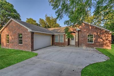 White Settlement Single Family Home For Sale: 212 N Roe Street