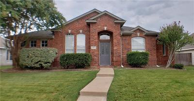 The Colony Residential Lease For Lease: 5917 Southmoor Lane