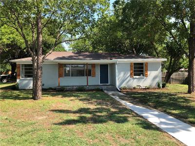North Richland Hills Single Family Home For Sale: 5601 Tourist Drive