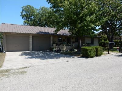 Comanche Single Family Home For Sale: 1314 N Lane Street