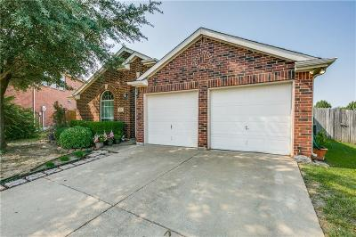 Forney Single Family Home Active Contingent: 502 Tumbleweed Drive