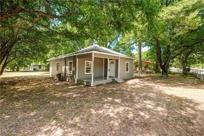Waxahachie Single Family Home For Sale: 108 Oneida Street