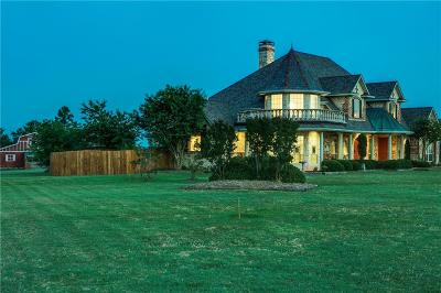 Forney Single Family Home For Sale: 14713 Kelly Road