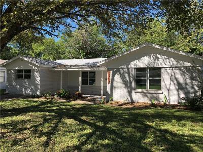 Haltom City Single Family Home For Sale: 5317 Ira Street N