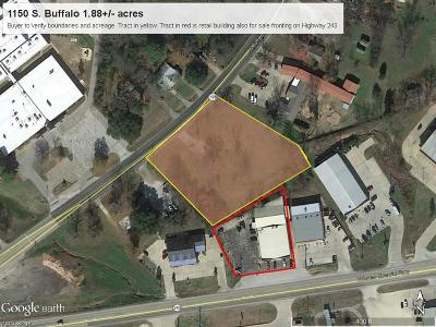 Canton Commercial Lots & Land For Sale: 1150 S Buffalo Street