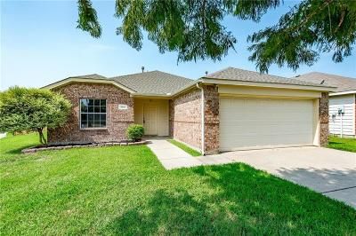 Forney Single Family Home Active Option Contract: 1513 Warrington Way