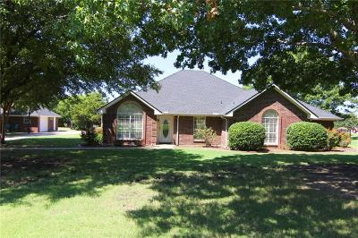 Farmersville Single Family Home For Sale: 1209 Willow Lane