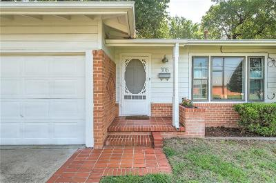 River Oaks Single Family Home Active Contingent: 306 Winters Street