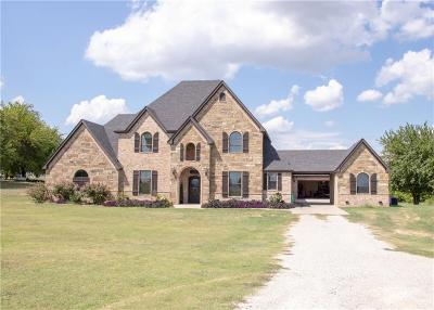 Ardmore, Broken Bow, Burneyville, Duncan, Fort Towson, Grandfield, Healdton, Idabel, Kingston, Leon, Marietta, No City, Ringling, Sallisaw, Seminole, Thackerville, Valliant, Bethel, Cartwright, Moyers, Overbrook Single Family Home For Sale: 12600 State Highway 32