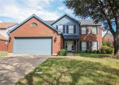 Park Glen, Park Glen Add Single Family Home For Sale: 7466 Point Reyes Drive