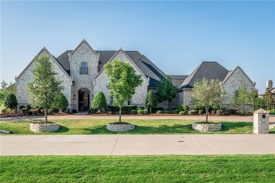 Prosper Single Family Home For Sale: 2240 Willow Bend Drive