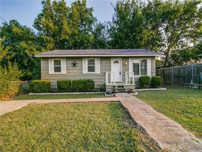 Rockwall Single Family Home For Sale: 604 E Ross Street