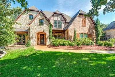 Colleyville Single Family Home For Sale: 7313 Vanguard Court