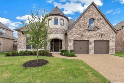Prosper Single Family Home For Sale: 861 Rustic Lane