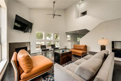 Dallas Townhouse For Sale: 3828 San Jacinto Street