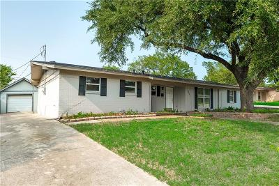 Farmers Branch Single Family Home For Sale: 3551 Ridgeoak Way
