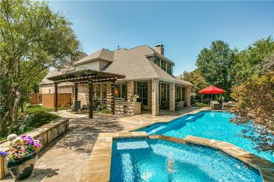 McKinney Single Family Home Active Contingent: 1404 Haverford Way