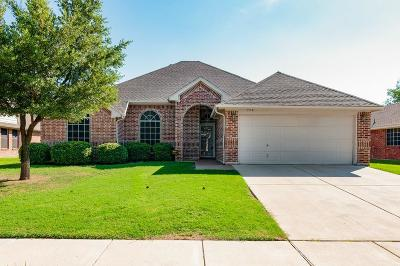 Saginaw Single Family Home Active Option Contract: 352 Carriage Lane