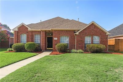 Frisco Single Family Home For Sale: 10413 Forrest Drive