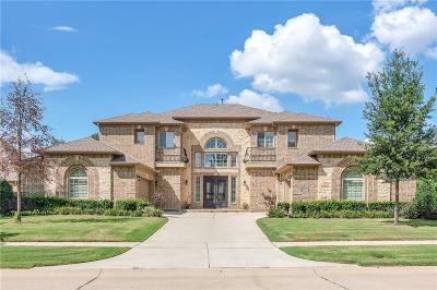 Colleyville Single Family Home For Sale: 1912 Grosvenor Lane