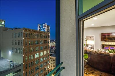 Fort Worth Condo For Sale: 500 Throckmorton Street #1405